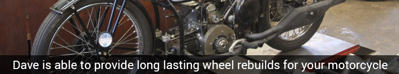 Vintage Motorcycle Tyres Devon